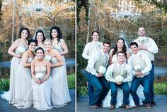 Houston Wedding Photographer The Carriage House Wedding Wedding Party Photos #funny #photography #nailedit