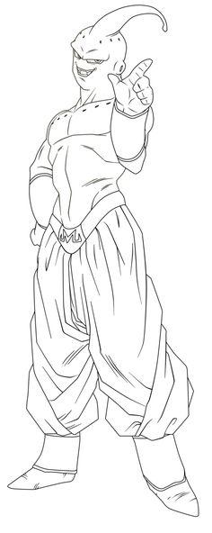 Desenhos de Pintar Dragon Ball