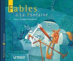 Fables de La Fontaine - Rébecca Dautremer, Jean de La Fontaine