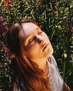 Nature summer portrait