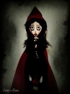 Little Dark Riding Hood: Fairytales with a Gothic Twist