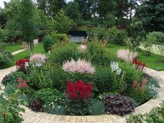 paver borders for flower beds lawn and garden design. Great design idea