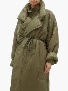 Sleeping Bag reversible coat | Norma Kamali | MATCHESFASHION UK