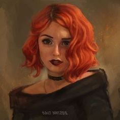 haar ideeen Hair red anime female character design 54 Ideas for 2019 Female Character Inspiration, Female Character Design, Character Art, Female Ideas, Fantasy Character, Character Ideas, Girls Characters, Female Characters, Characters With Red Hair