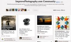 Best Pinterest Boards | Top 20 Photography Pinterest Boards | Photography