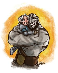 Critical Role Fan Art Gallery – All The Colors of a Quest | Geek and Sundry
