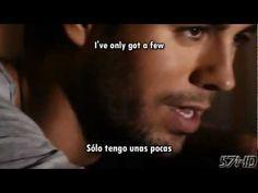 Enrique Iglesias Ft. Sammy Adams - Finally Found You HD Video Subtitulad...