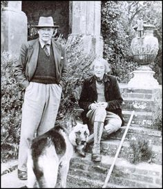 Harold Nicolson and Vita Sackville-West
