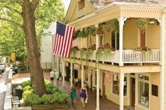 """It's no wonder that Architectural Digest Magazine chose Dahlonega, Georgia as one of their favorite """"Best Small Towns"""" because of its carefully restored historic buildings, wineries, wine tasting rooms, Gold Rush history and plenty more to see and do."""