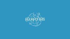 Logo Aquaponiris on Behance