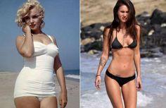 La talla de Marilyn Monroe: de símbolo sexual a 'gorda'
