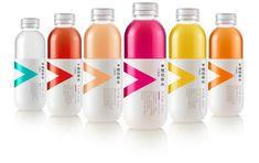 Vitamin Water on Packaging of the World - Creative Package Design Gallery