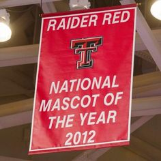 Yes....Proud to be a Red Raider!