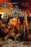 The Bones of Makaidos; Oracles of Fire Series, Book #4 - ISBN# 0899578748