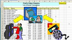 Microsoft Access Tutorial for Beginners #2 - Planning Your Database (Access 2003)