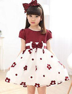 vestidos de niña para graduacion de kinder