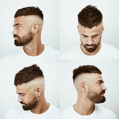 Finding The Best Short Haircuts For Men Cool Hairstyles For Men, Hairstyles Haircuts, Barber Hairstyles, Best Short Haircuts, Haircuts For Men, Hair And Beard Styles, Curly Hair Styles, Gents Hair Style, Haircut And Color