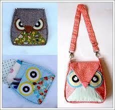 Resultado de imagen para bolsos de tela hechos a mano sin coser