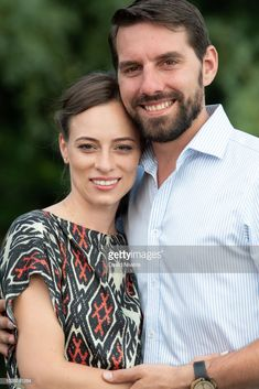 Romanian Prince Reveals He Has a Daughter, After Being Forced to Take a Paternity Test Nicholas Medforth-Mills and his wife Alina-Maria Binder Romanian Royal Family, Line Of Succession, Summer Photos, Queen Victoria, Denial, Photo Sessions, Take That, Men Casual, Daughter
