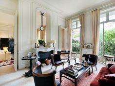 Habitually Chic®: Resplendent Rochas Apartment