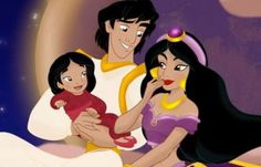 E vissero felici e contenti. Ecco come sarebbero i figli delle principesse Disney!