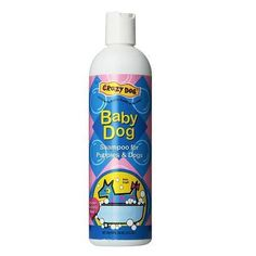 The type of dog shampoo you use is important. When no other solution is available, baby shampoo can be used for dogs, however, it is not recommended on a long-term basis. Find out why and what dog shampoos you can use for your sensitive dog. What Dogs, Baby Shampoo, Crazy Dog, Baby Dogs, Puppies, Cubs, Pup, Newborn Puppies, Puppys