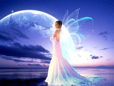 fairy fairies fantasy moon read creatures mythical angels