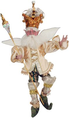 Blessings Fairy Mark Roberts Fairies, Winter White, Blessings, Blessed, Fairy, Princess Zelda, Ornaments, Holiday, Fictional Characters