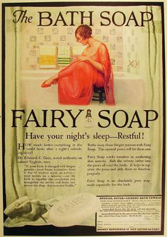 bath soap advertisement from the Vintage Bar, Vintage Signs, Vintage Postcards, Soap Advertisement, Nostalgic Pictures, Cosmetics & Perfume, Bath Soap, Ad Art, Old Ads