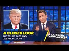 Seth Meyers Goes After One Part of Trump's P*ssy Grab Video That America Missed | Alternet