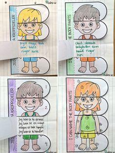 Malimo.no - LEKSI-bøker for grafisk fremstilling av tema. Visuell læring og kreativt arbeid Barn Crafts, English Lessons For Kids, Too Cool For School, Interactive Notebooks, Teaching English, Special Education, Teaching Kids, Fun Activities, Homeschool