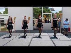 IRISH TREBLE DANZA IRLANDESA Brujas - YouTube