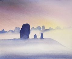 Ian Scott Massie, standing stones