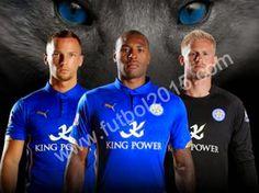 Camiseta Leicester 2014 2015 Puma