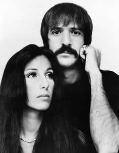 sonny and Cher.  Used to watch their show often