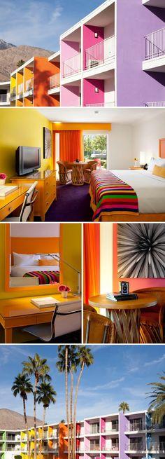 The Saguaro Hotel Palm Springs