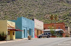 Downtown Superior, Arizona Family Camping, Go Camping, Camping Hacks, State Of Arizona, Arizona Travel, Great Places, Places To Go, Grand Canyon Camping, Living In Arizona