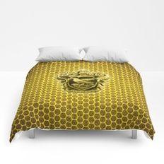 Ravenclaw Logo Comforters