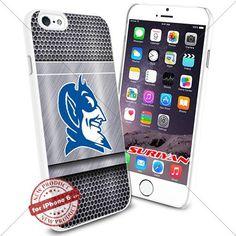 New iPhone 6 Case Duke Blue Devils Logo NCAA #1111 White Smartphone Case Cover Collector TPU Rubber [Iron Net] SURIYAN http://www.amazon.com/dp/B0150472NS/ref=cm_sw_r_pi_dp_i88zwb0MTJHTA