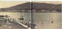 Lake White Beach in 1950