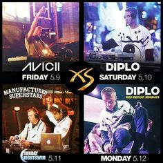 This week at XS Las Vegas Nightclub. Contact 702.741.CITY(2489) CITY VIP CONCIERGE for Tables and Bottle Services, Tickets, Guestlist and the Best of Any & Everything Fabulous in Las Vegas!!! #XSNightclub  #VegasNightclubs #CityVIPConcierge **CALL OR CLICK TO BOOK** www.CityVIPConcierge.com