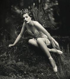 vintage faerie