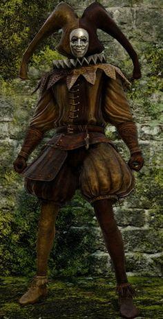Jester Costume, Jester Mask, Circo Vintage, Dark Souls Art, Court Jester, Punch And Judy, Pierrot, Carnival Of Venice, Renaissance Era