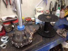 Mechanical Winch  http://www.4x4back2nature.com