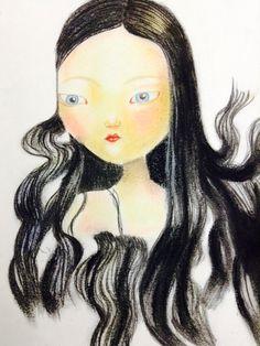 Chica oriental