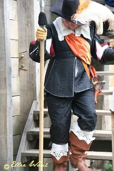 Medieval Costume, Renaissance Fashion, Baroque Fashion, 17th Century, Civilization, Fashion Backpack, Middle, Holland