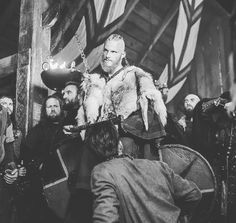 Vikings history channel season 4b IG @vikingsltv