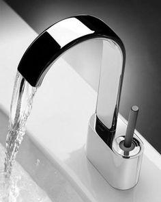 Best Modern Bathroom Faucets Luxury Contemporary Bathroom Faucet From Cifial Techno Contemporary Kitchen Diy, Contemporary Bathroom Faucets, Contemporary Apartment, Contemporary Decor, Modern Faucets, Contemporary Architecture, Contemporary Building, Contemporary Cottage, Contemporary Wallpaper