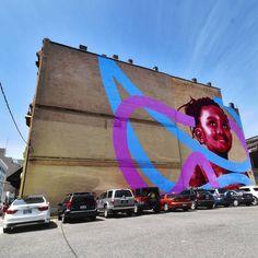Work by @kevinledo ● For @aptarts ● Portland, Oregon  #kevinledo #aptarts #portlandstreetart #pdxstreetart #streetartportland  #pdx #urbanart #streetart #globalstreetart #streetartandgraffiti #streetarteverywhere #graffiti #rsa_graffiti #tv_streetart  #dsb_graff #dopeshotbro #streetart_addiction