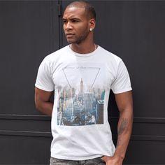Sommer 2017 Männer top / T-Shirt / T shirt  NYC - online mode shoppen - Mann Outfit 2017